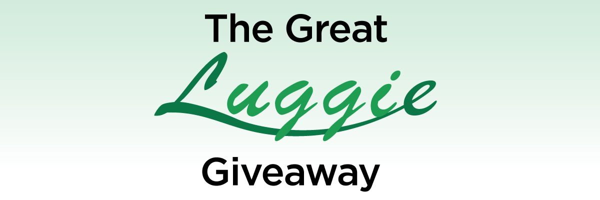 The Great Luggie Giveaway