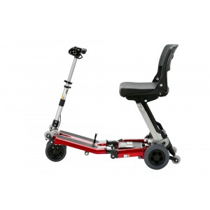 Red Standard Portable Mobility Scooter