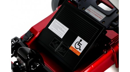 Portable Standard Luggie Battery in Scooter