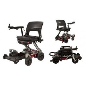 LuggieChair-Powerchair-electric wheelchair