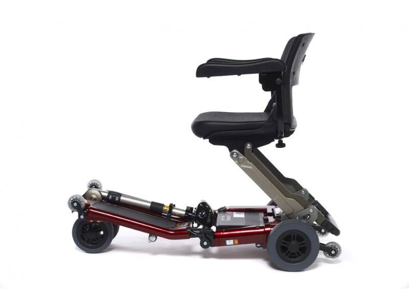 Portable mobility scooter for travel