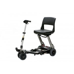 Standard Black Folding Luggie Scooter