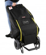 Luggie mobility scooter super travel bag